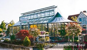 Unsere Baumschule Kaul in Effeltrich