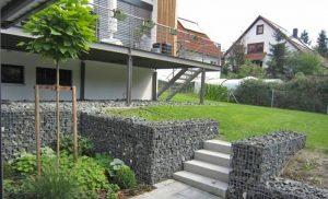 Privazgarten Neubau
